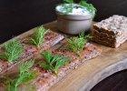 Wasa Gravlax z łososia z sosem jogurtowym - Zdjęcia