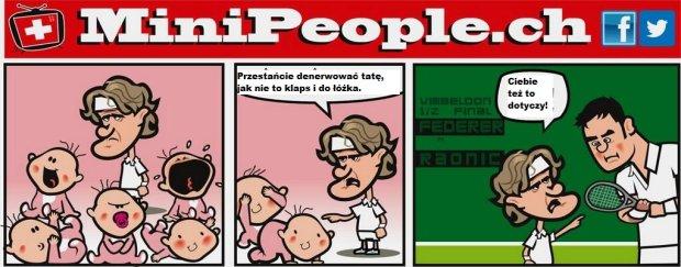 Swiss Mini People