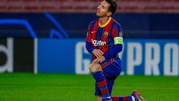 Messi wyrównał rekord Pelego. FC Barcelona bije rekordy przeciętności