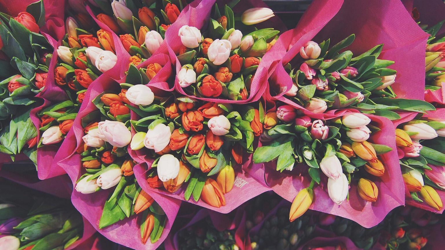 Kwiaty Na Dzien Kobiet Jakie Kwiaty Kupic Co Oznaczaja