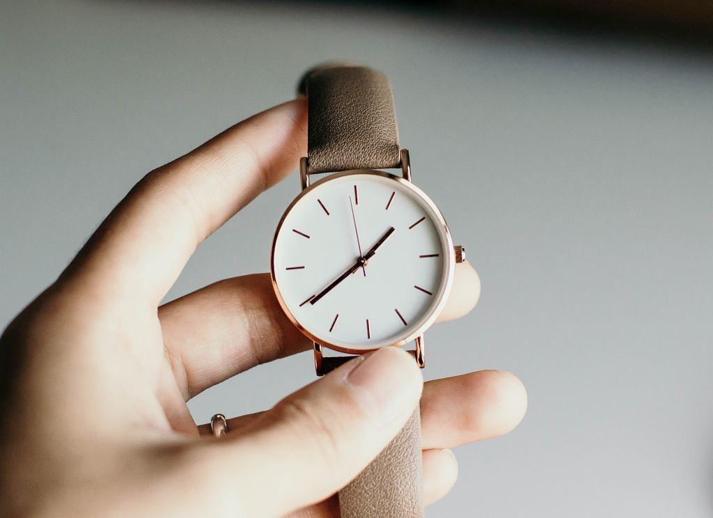 Zegarek (zdjęcie ilustracyjne)