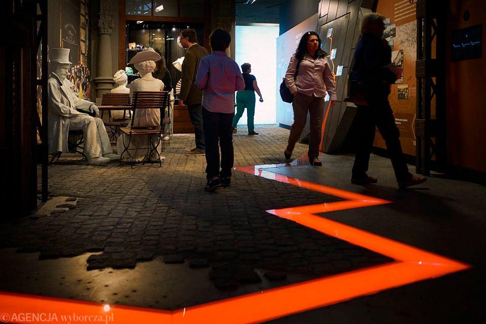 Muzeum śląskie Otwarte Nie Chcę Grzecznej Wystawy