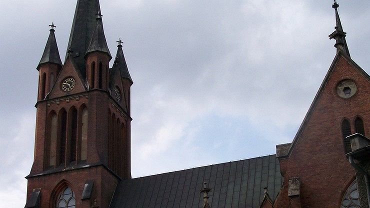 Kościół parafii świętej Katarzyny Aleksandryjskiej
