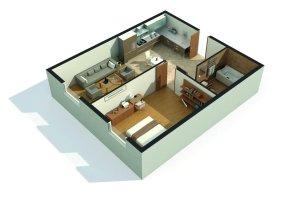 Tak będziemy mieszkać: dom sterowany smartfonem