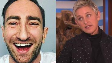 Łukasz Jakóbiak, Ellen DeGeneres