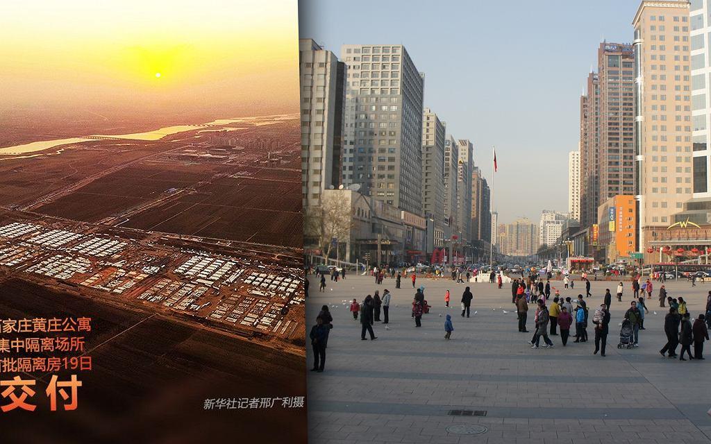 W Chinach powstaje 'osiedle izolatek'