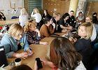 Strajk nauczycieli w Płocku. Ani jeden uczeń nie przyszedł do SP 15 i Ekonomika, za to aż 130 jest w ZS nr 3