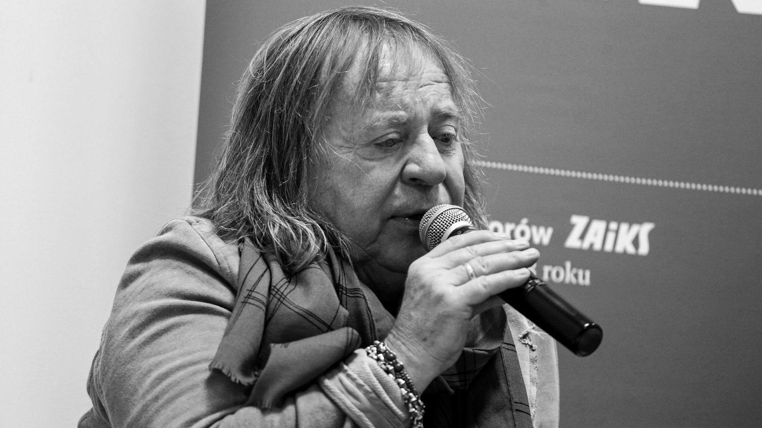 Romuald Lipko był nie tylko muzykiem, ale i biznesmenem. Miał własną markę alkoholi | Biznes na Next.Gazeta.pl