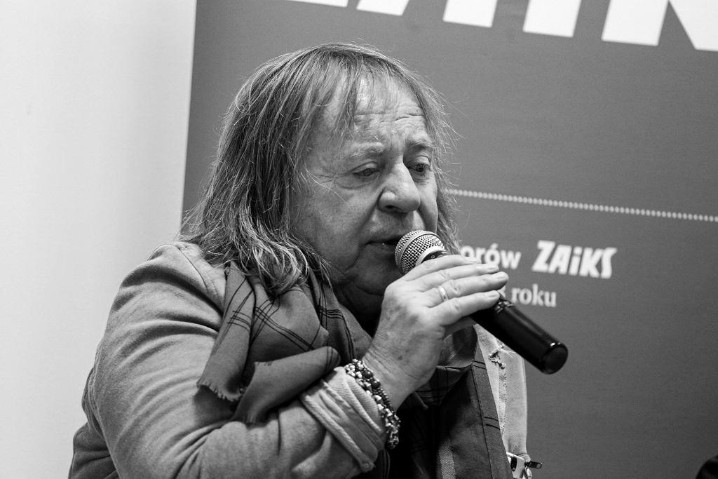 Romuald Lipko nie żyje. Lider Budki Suflera miał 69 lat