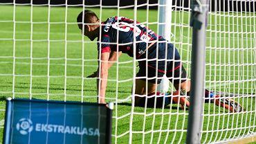 Pogoń Szczecin przegrała z Koroną Kielce 1:4