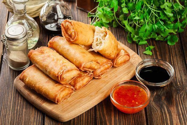 Jak zrobić sajgonki? Najpopularniejsze danie kuchni chińskiej w twoim domu, kiedy tylko zechcesz