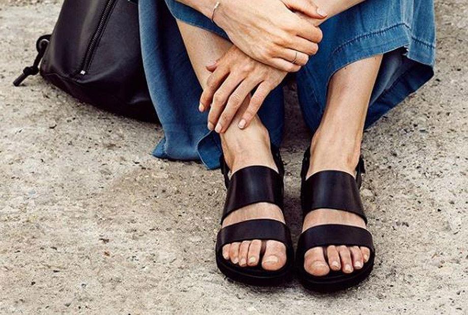 4167d6cb688b7 Sportowe sandały damskie. Przegląd najlepszych marek - Teva, Ecco ...