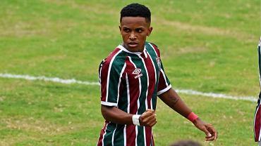 Kayky, piłkarz Fluminense