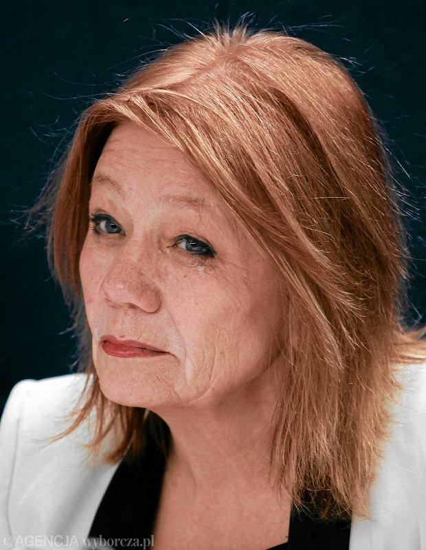 Prof. Elżbieta Mączyńska
