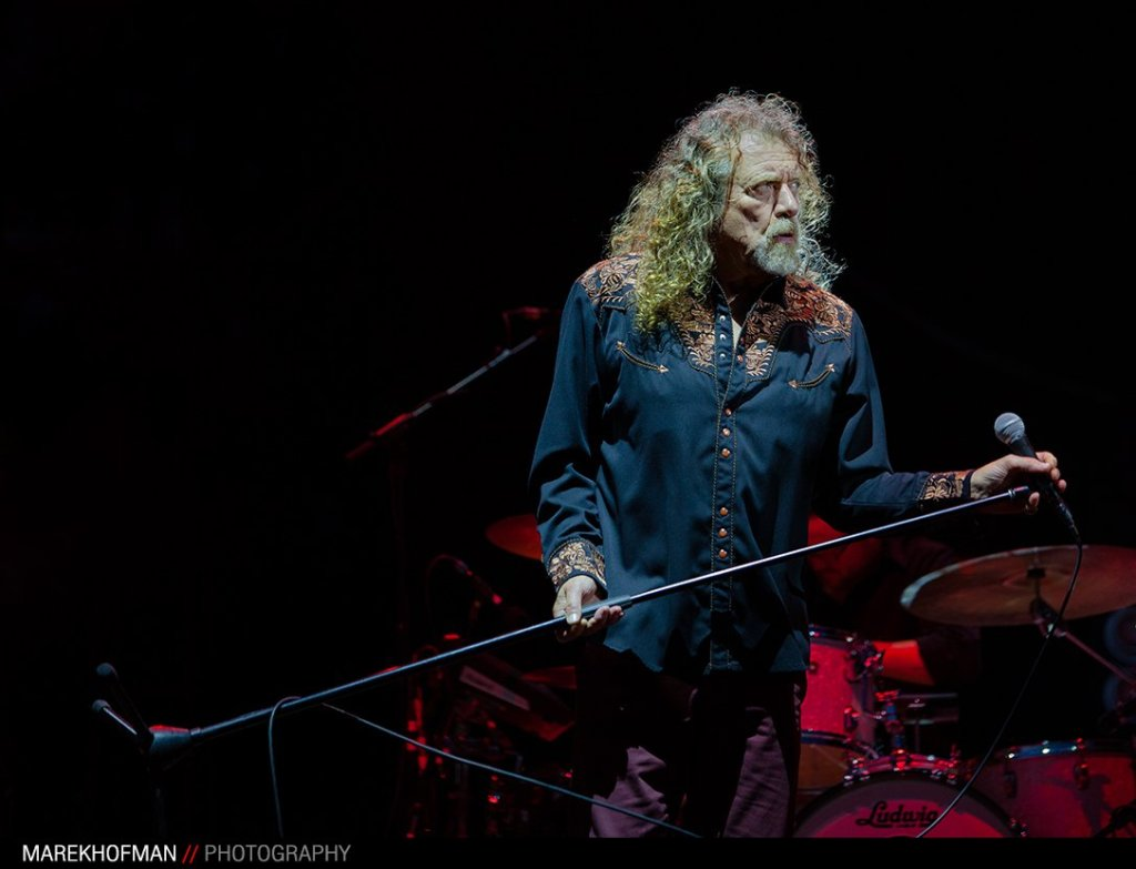 Robert Plant w Dolinie Charlotty