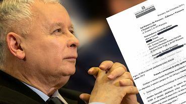 Jarosław Kaczyński podczas konwencji Prawa i Sprawiedliwości przed wyborami do europarlamentu, Katowice, 16.03.2019 r.