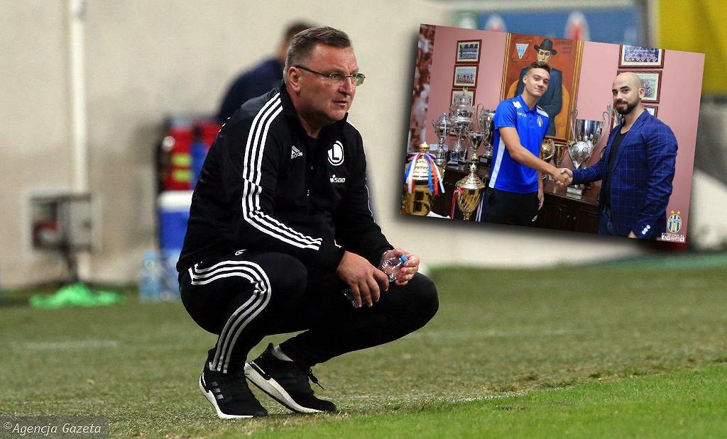 Legia Warszawa chce pozyskać albański talent
