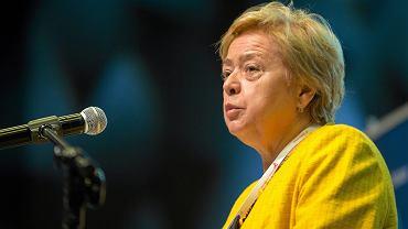 Małgorzata Gersdorf złożyła drugie w tym roku oświadczenie majątkowe