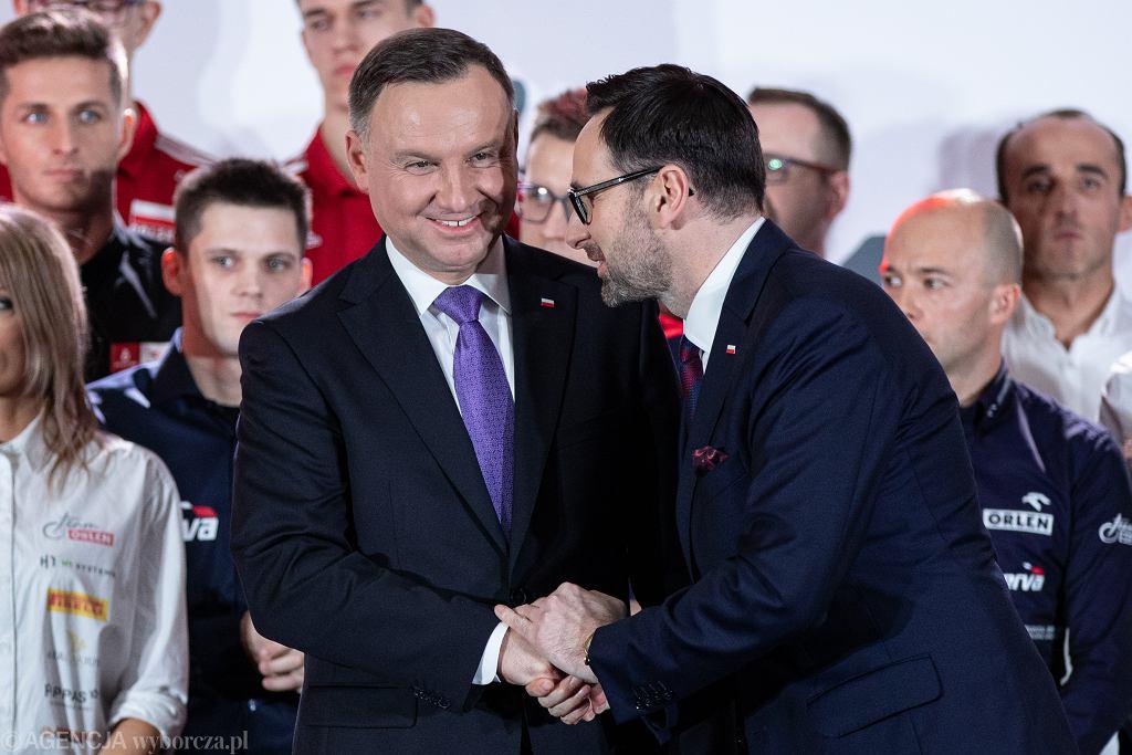 /Konferencja prasowa ORLEN Team 2020 w Warszawie