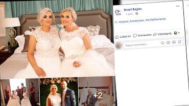 Mama z córką miały śluby w tym samym dniu