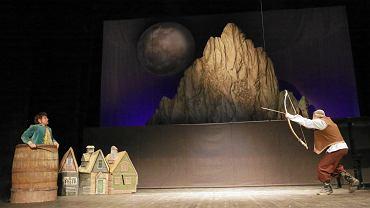 Próba spektaklu 'Hobbit' w Teatrze Dramatycznym