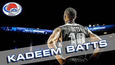 koszykówka, Kadeem Batts nie zagra w szeregach Rosy Radom