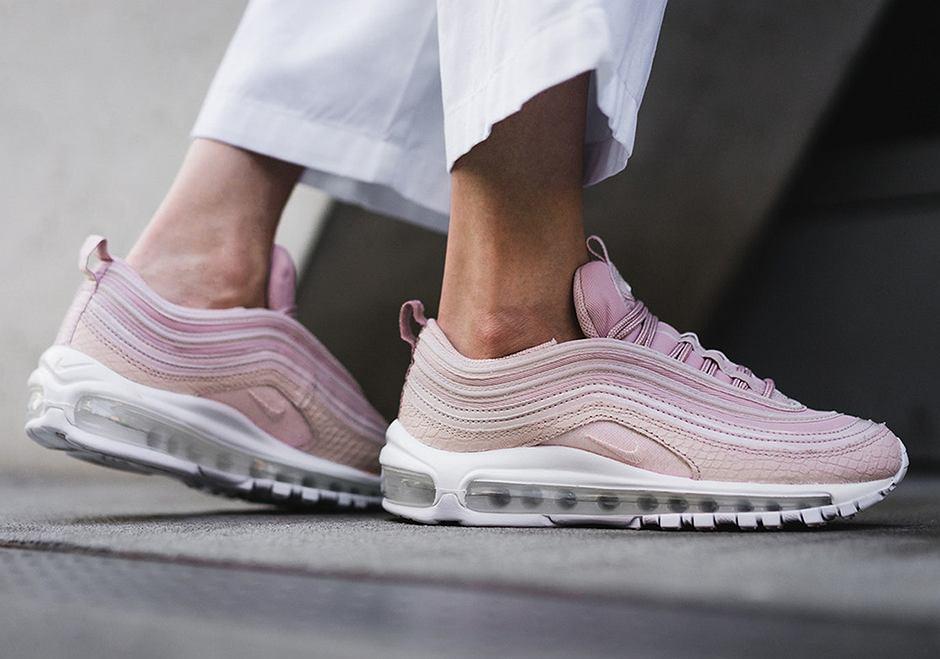 Sneakersy Nike Air Max 97 w pięknym, różowym kolorze