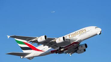Emirates ogłasza pierwsze po zawieszeniu loty pasażerskie.