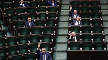 Posiedzenie Sejmu w czasie epidemii koronawirusa