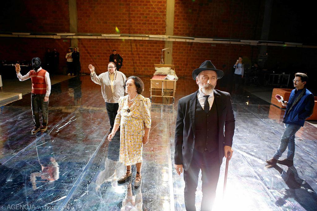 'Golem' w reżyserii Mai Kleczewskiej / JACEK MARCZEWSKI