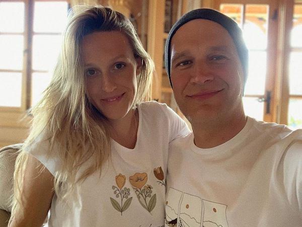 Michał i Ola Żebrowscy wybrali imię dla syna. Uwaga, to nie Henryk!