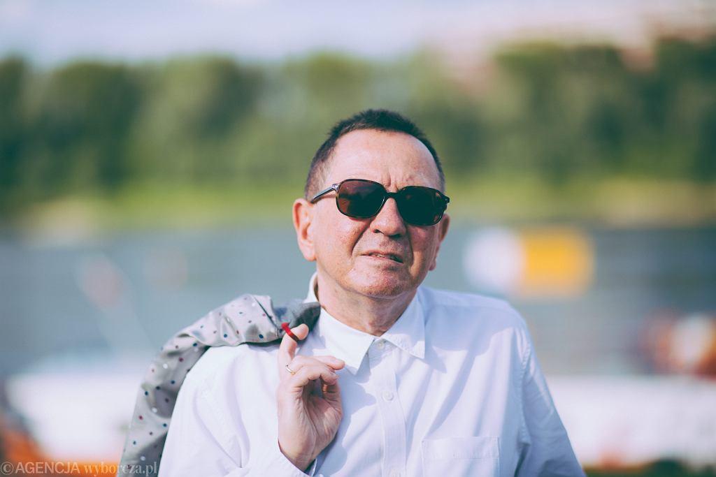 Reżyser Andrzej Titkow. Warszawa, 5 czerwca 20107