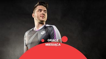 Paweł 'innocent' Mocek był statystycznie w marcu najlepszym graczem CS:GO, grającym w barwach polskiej organizacji.