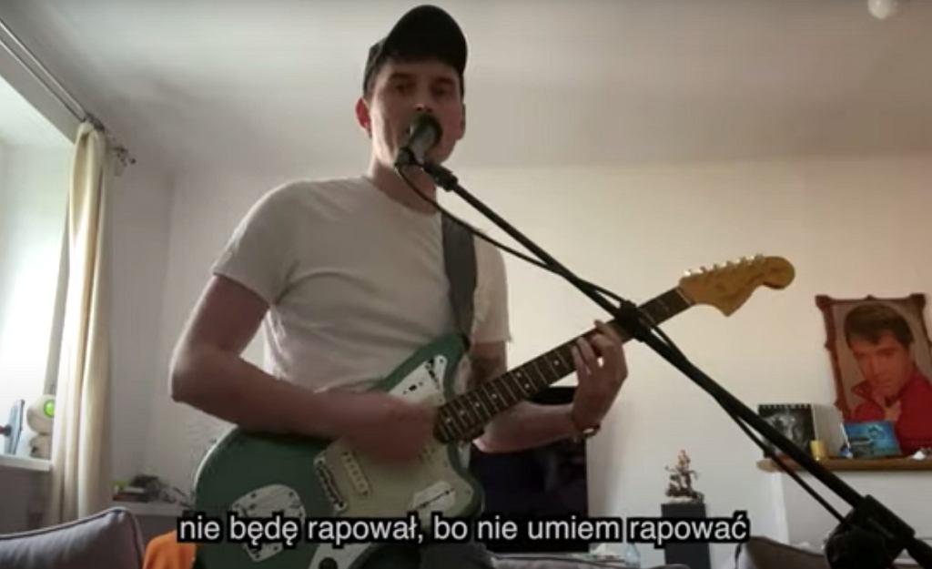 Dawid Podsiadło - #Hot16Challenge2