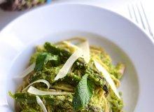 Pesto ze szparagów i cukinii - ugotuj
