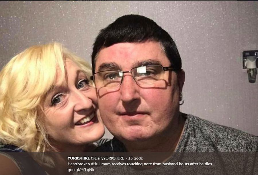Mark i Wendy