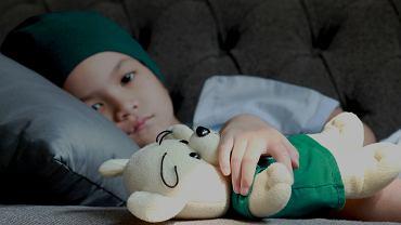 Ostra białaczka limfoblastyczna to najczęściej diagnozowany rodzaj białaczki, a zarazem nowotwór u dzieci