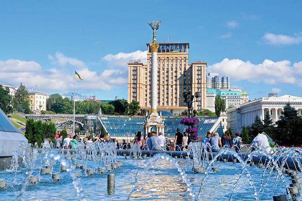 Ukraina, Kijów, Majdan