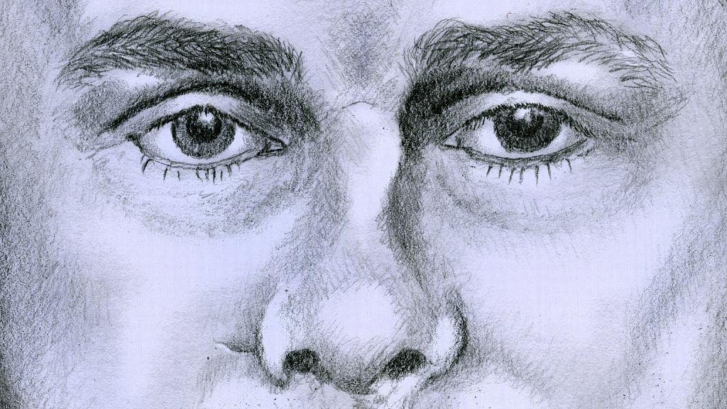 Portret pamięciowy autorstwa Krzysztofa Berga