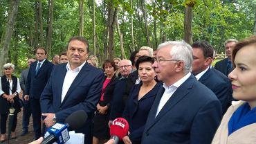 Prezentacja kandydatów PiS do rady powiatu kieleckiego