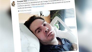 Francja: Powolna śmierć Vincenta Lamberta. Po 10 latach odstąpiono od podtrzymywania jego życia