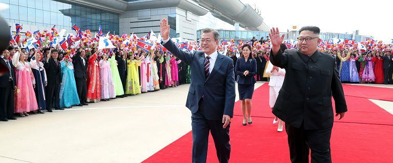 Korea Północna chce uruchomić loty cywilne na Południe