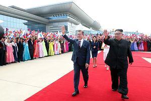 Korea Północna chce uruchomić loty cywilne na Południe. To byłby historyczny przełom