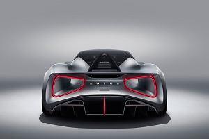 Lotus Evija. Nowy najmocniejszy samochód drogowy na świecie