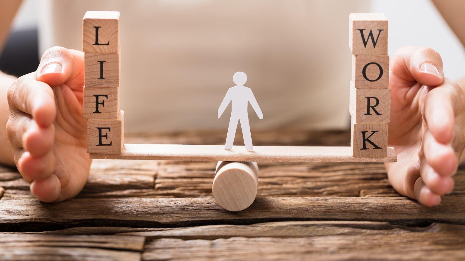 Work-life balance to luksus, na który nie wszyscy mogą sobie pozwolić