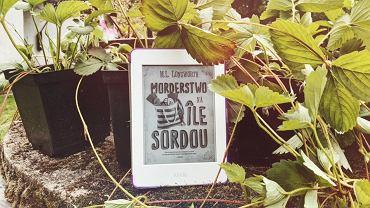 Książka 'Morderstwo na Ile Sordou' w formie e-booka