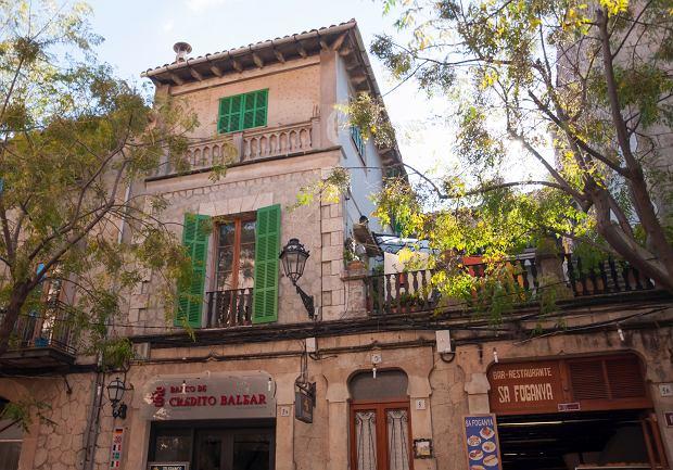 Deia - hiszpańska gmina na Balearach