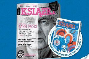 """Nowe wydanie """"Książek. Magazynu do czytania"""" z przeglądem jesiennych nowości już w sprzedaży"""