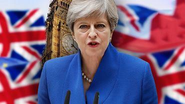 Theresa May - premier Zjednoczonego Królestwa Wielkiej Brytanii i Irlandii Północnej