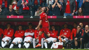 Bayern - Eintracht
